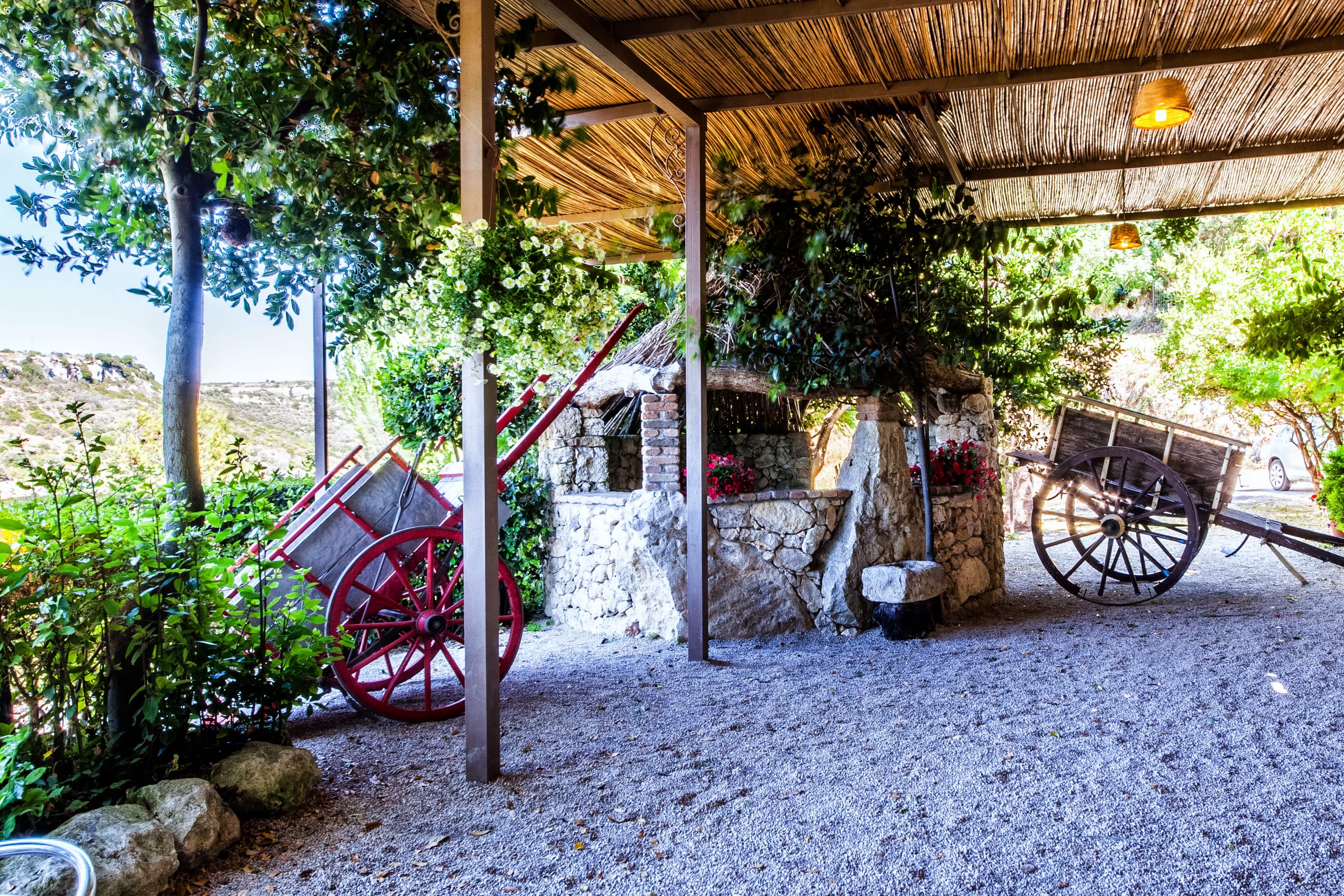 Prodotti coltivati in serra a Tissi-Sassari