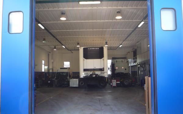 manutenzione e riparazione di veicoli industriali a Perugia