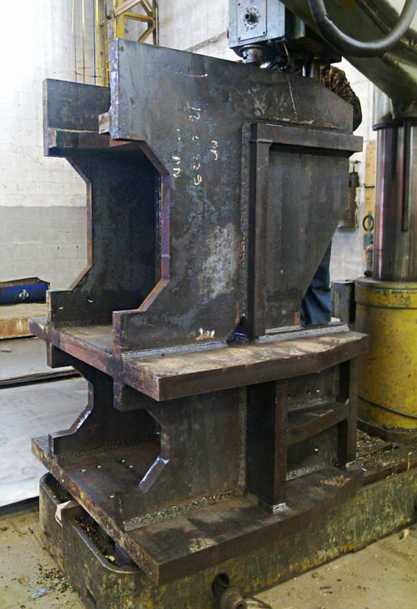 Lavorazioni metalliche e lavorazione del ferro