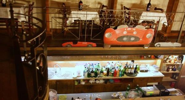 Osteria Vecchio Botticino nella città di Brescia