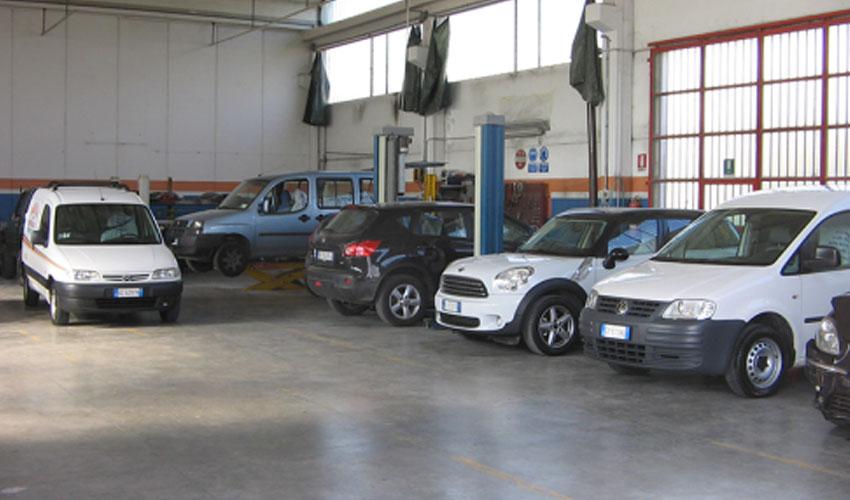 Riparazioni carrozzeria auto Jesi