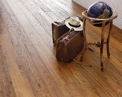 parquet in legno prefinito Antichi