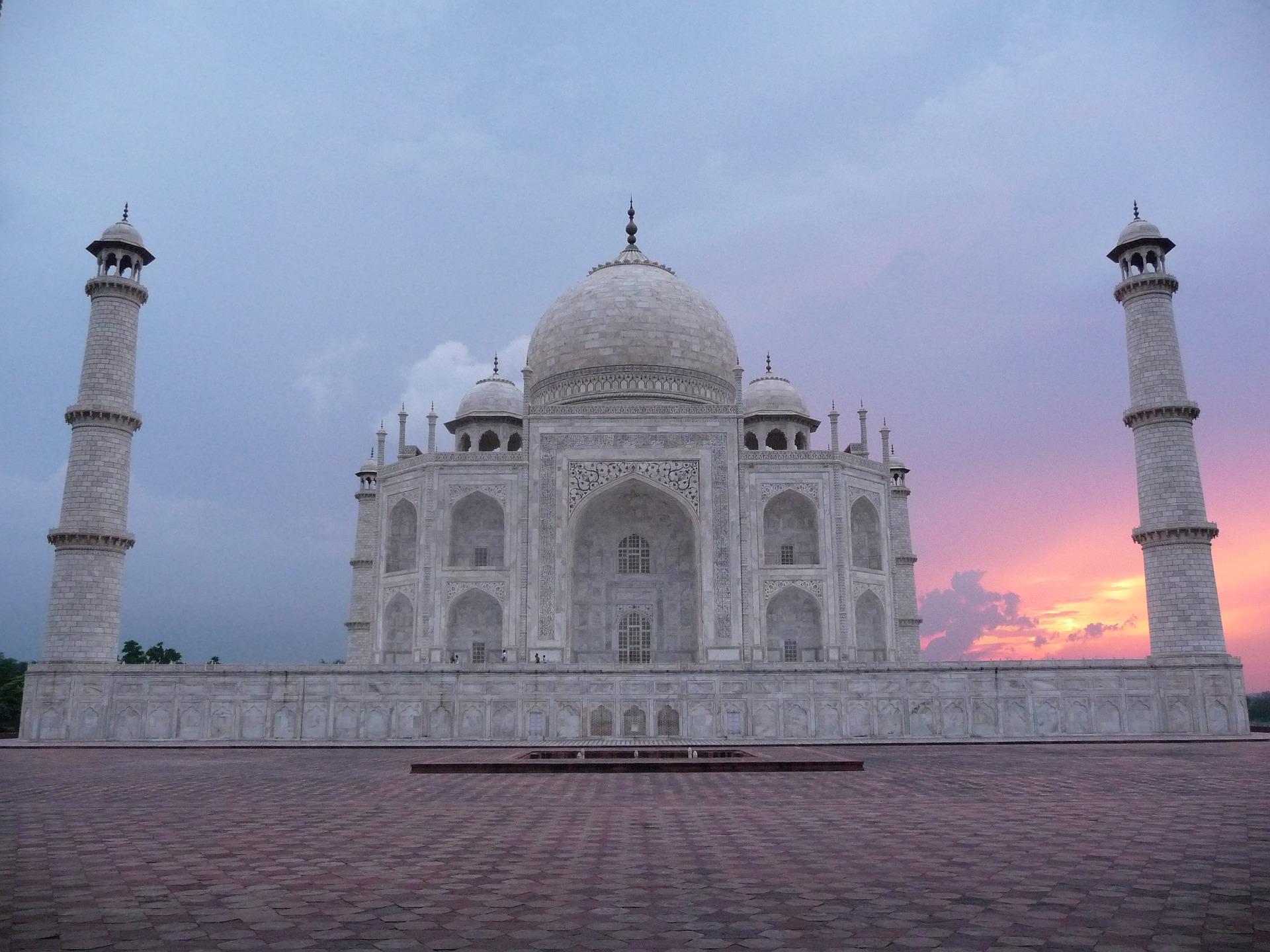 Swami Viaggi Monfalcone - Taj Mahal India
