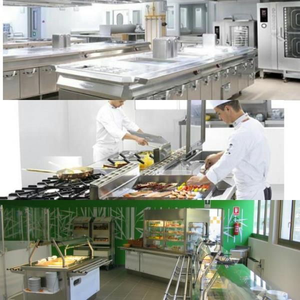 attrezzature per la ristorazione