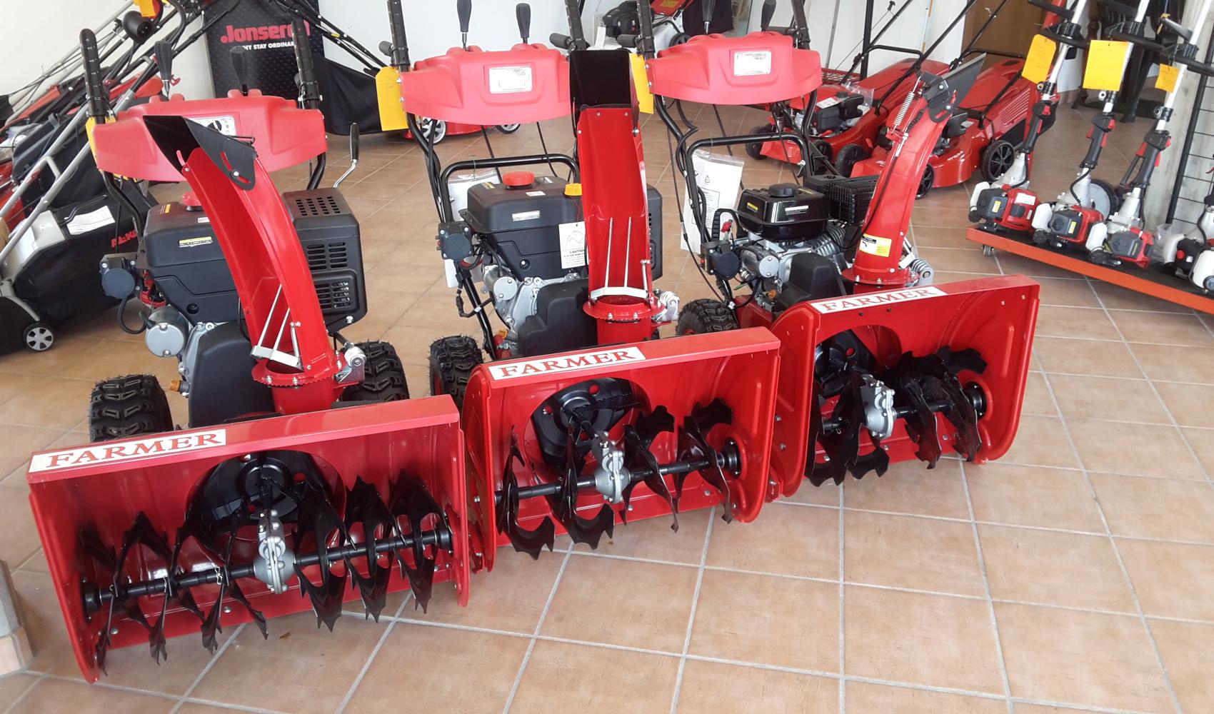 Macchine da giardino Farmer