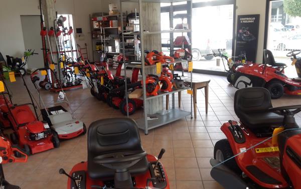 Macchine e accessori da giardino a Traversetolo - Parma