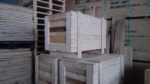 Casse in legno Fiorenzuola D'arda Piacenza