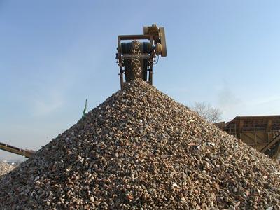 riutilizzo materiali edili perugia