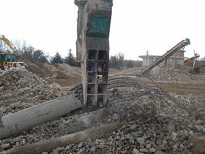 scavi e demolizioni perugia