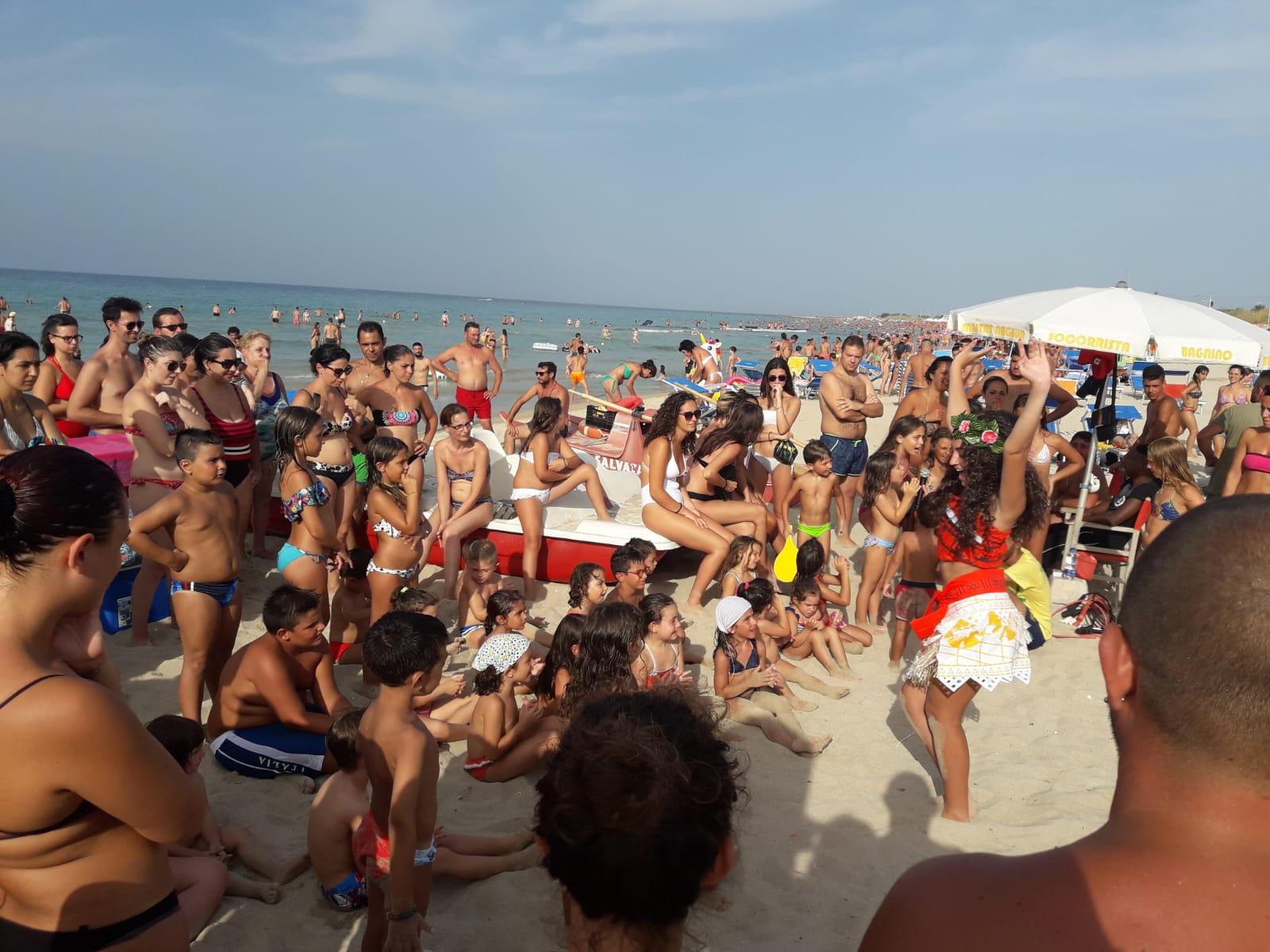 spiaggia attrezzata Lecce