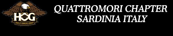 quattromori chapter sardinia italy cagliari