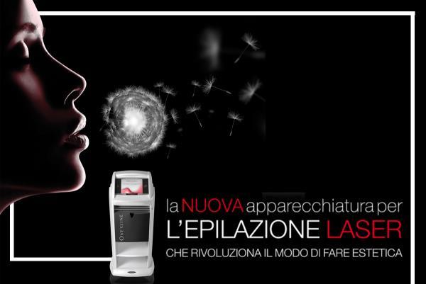 Epilazione Laser Copertino - Lecce