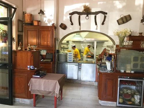 ristorante pizzeria da baffo roma