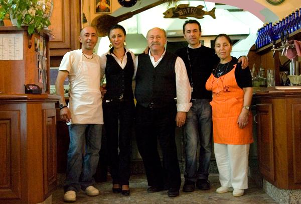 hosteria da baffo roma
