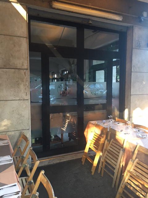 hostaria pizzeria da baffo roma