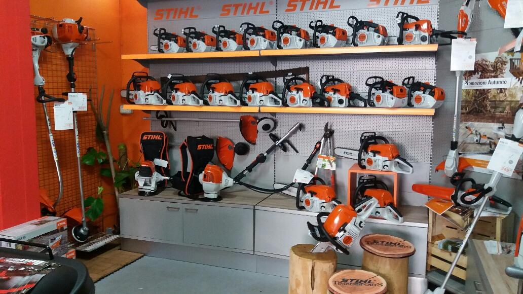 vendita macchine da giardinaggio Massa Carrara