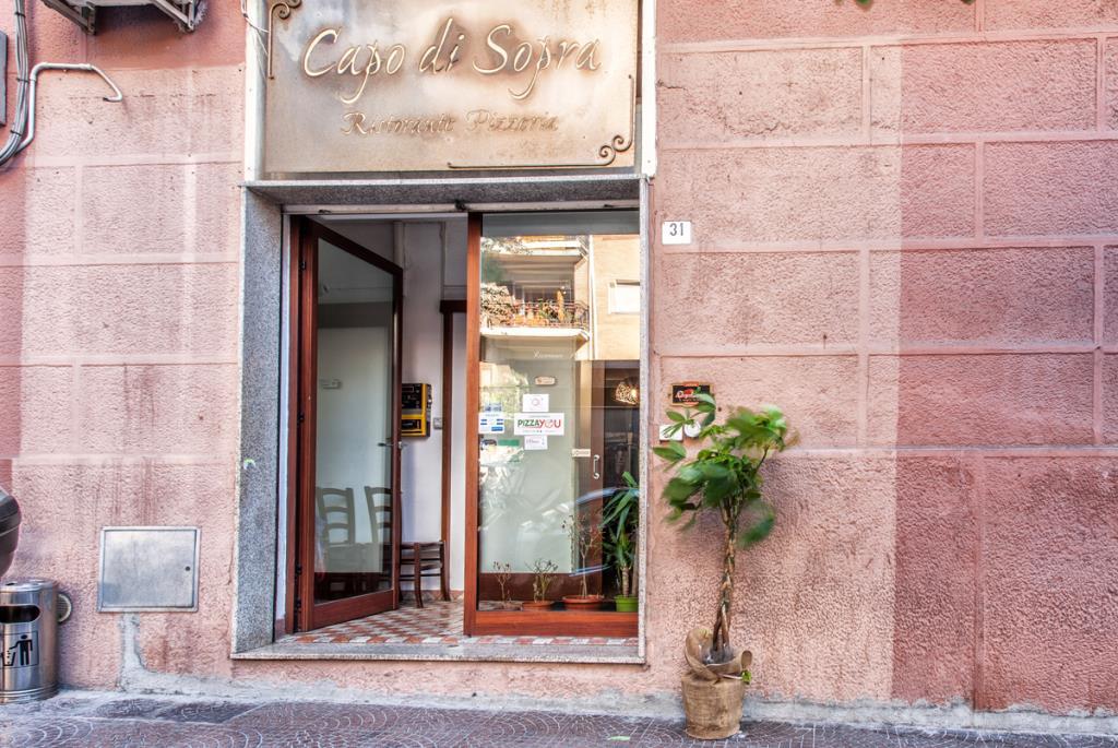 Ristorante Pizzeria Capo di Sopra