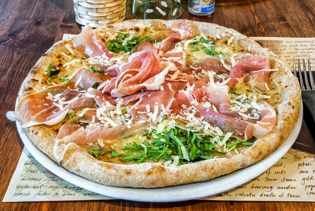 Pizza del Pastore