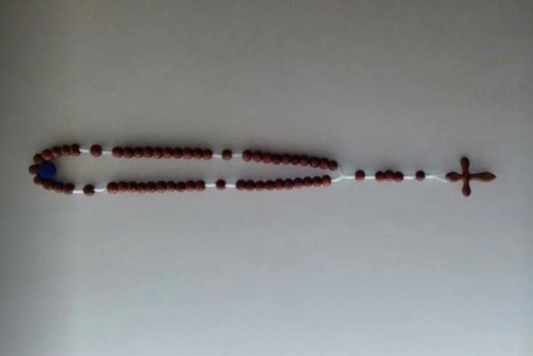 Rosari in legno Ancona