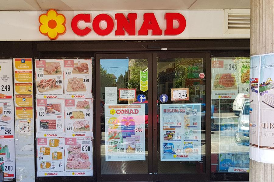 Supermercati Conad Gattini