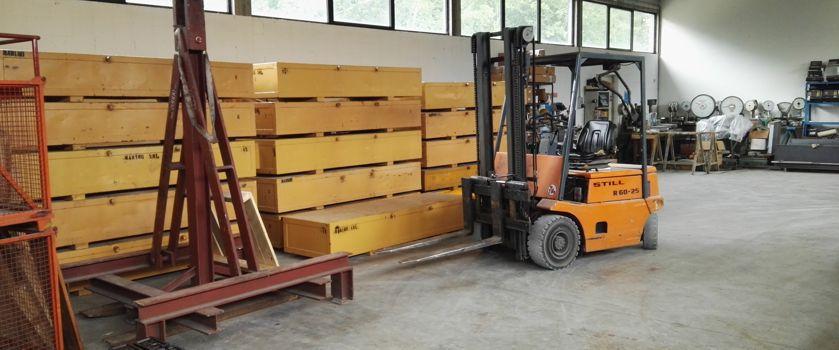 Calibrazione strumenti di pesatura Capannori Lucca
