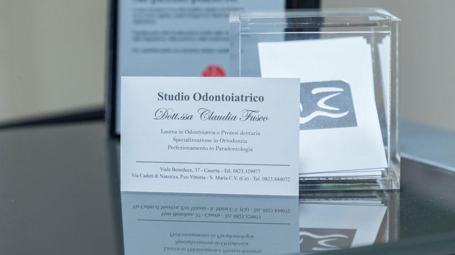 Studio Dentistico Dott.ssa Claudia Fusco