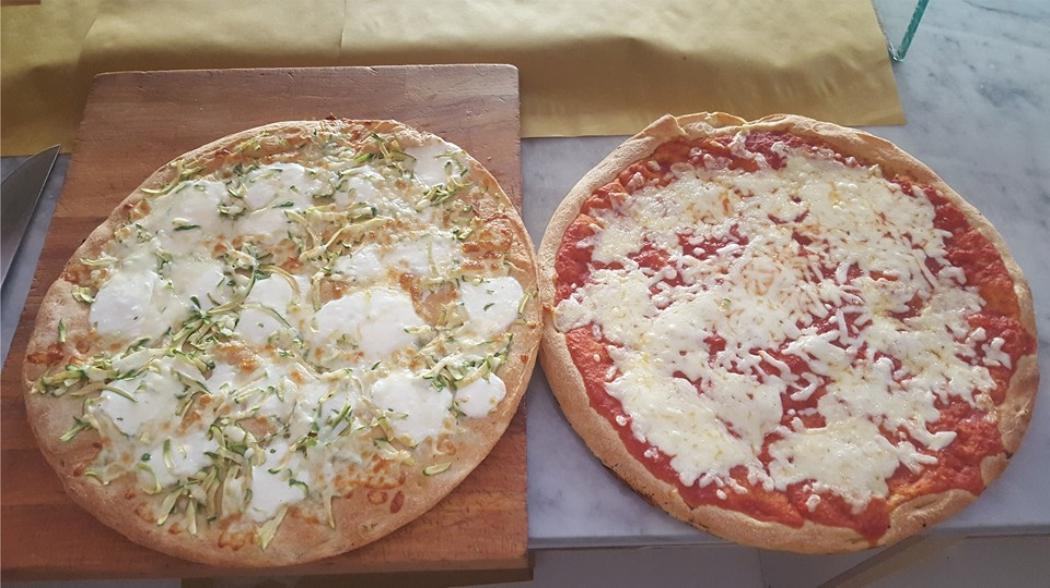 pizza personalizzata carrara