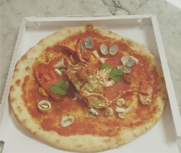 pizzeria al taglio carrara