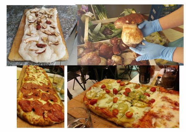 catering pizza carrara