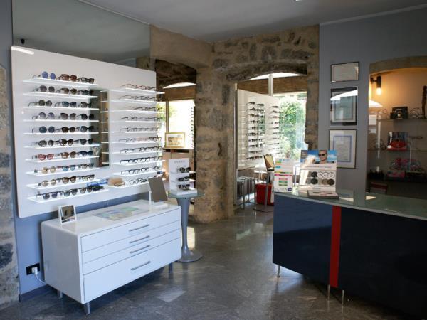 negozio di ottica Gandino