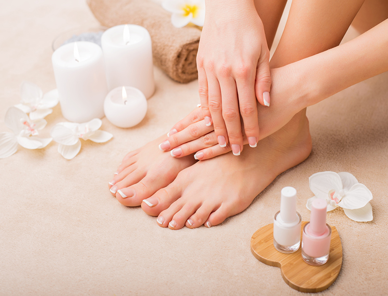 Manicure e Pedicure Centro estetico Roma Laurentina