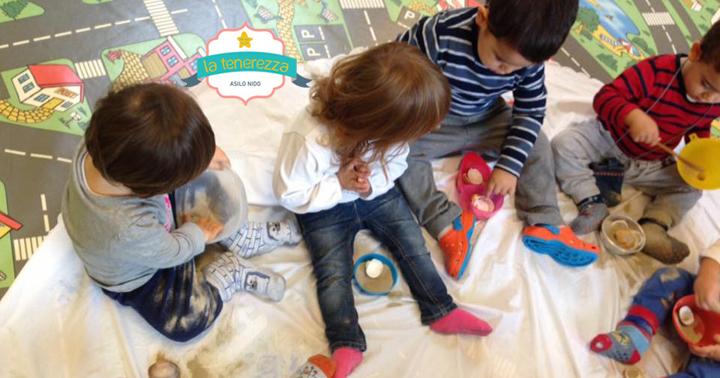 attività asilo nido la tenerezza roma nord