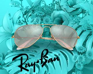 occhiali da sole ray ban roma prati
