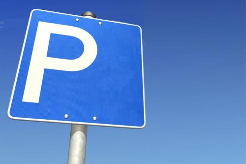 Parking hotel como