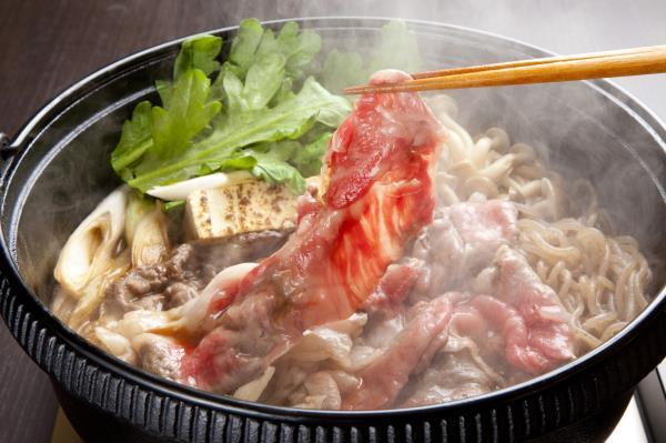 sukiyaki catania