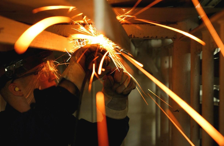 Carpenteria metallica settore nautico