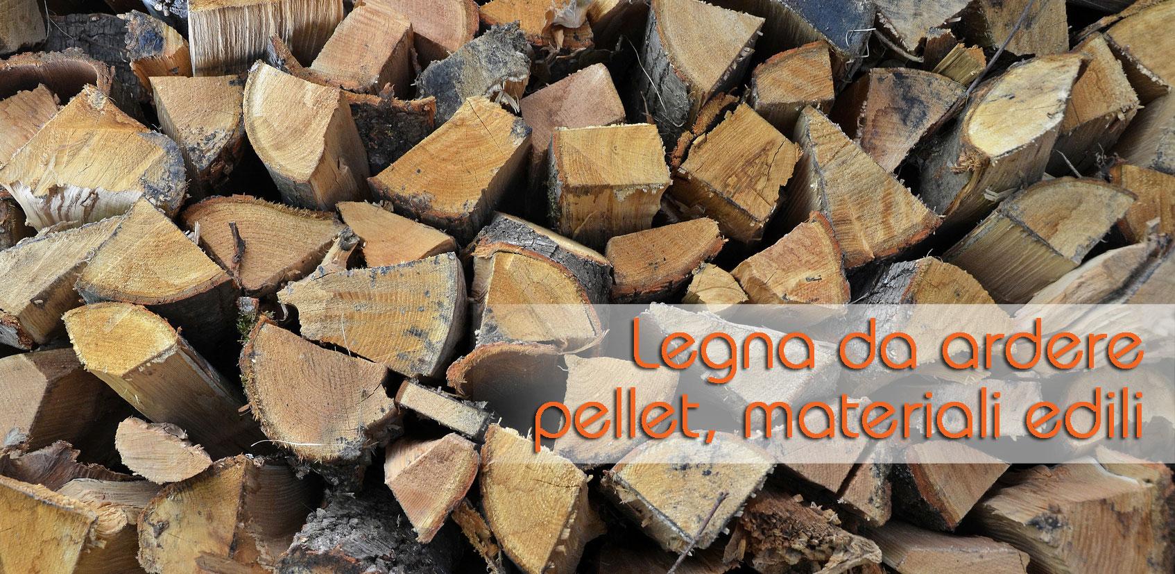 vendita legna e pellet parma