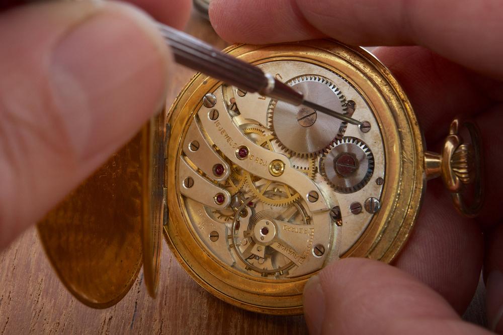 negozio di orologi Crotone