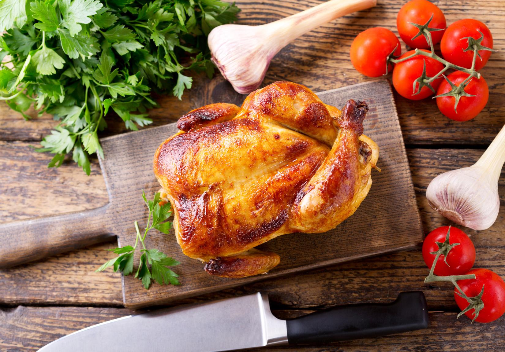 pollo alla brace a domicilio Palermo