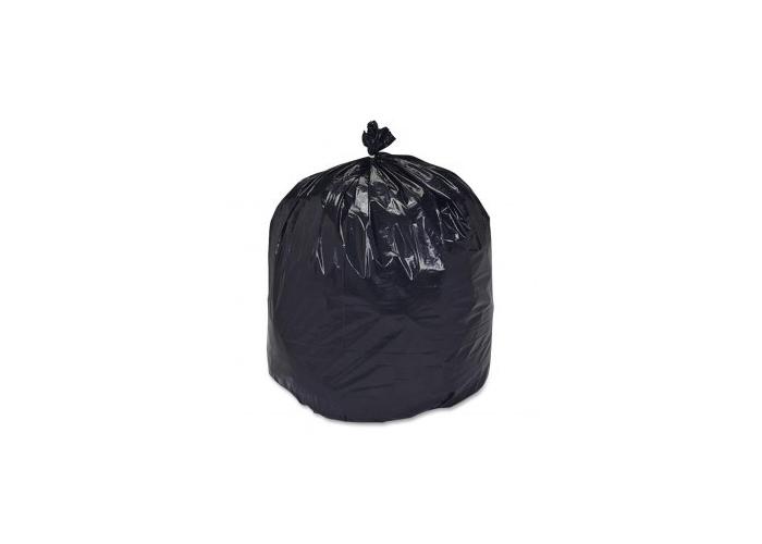 Sacchi nylon neri spazzatura