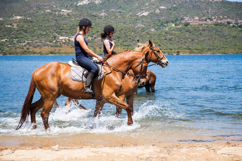 Horseback rides Olbia