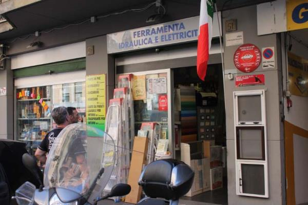 ferramenta zona trastevere roma