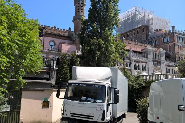 Consegne a domicilio Venezia a Nalcontenta Venezia