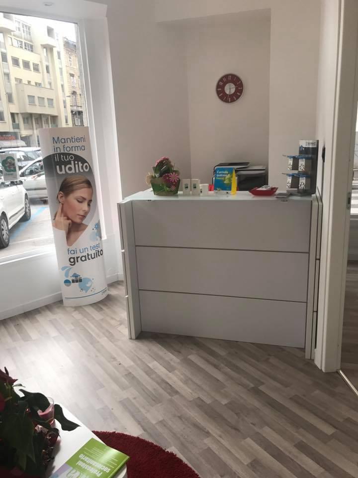 La filiale di Acustica Italiana Trieste