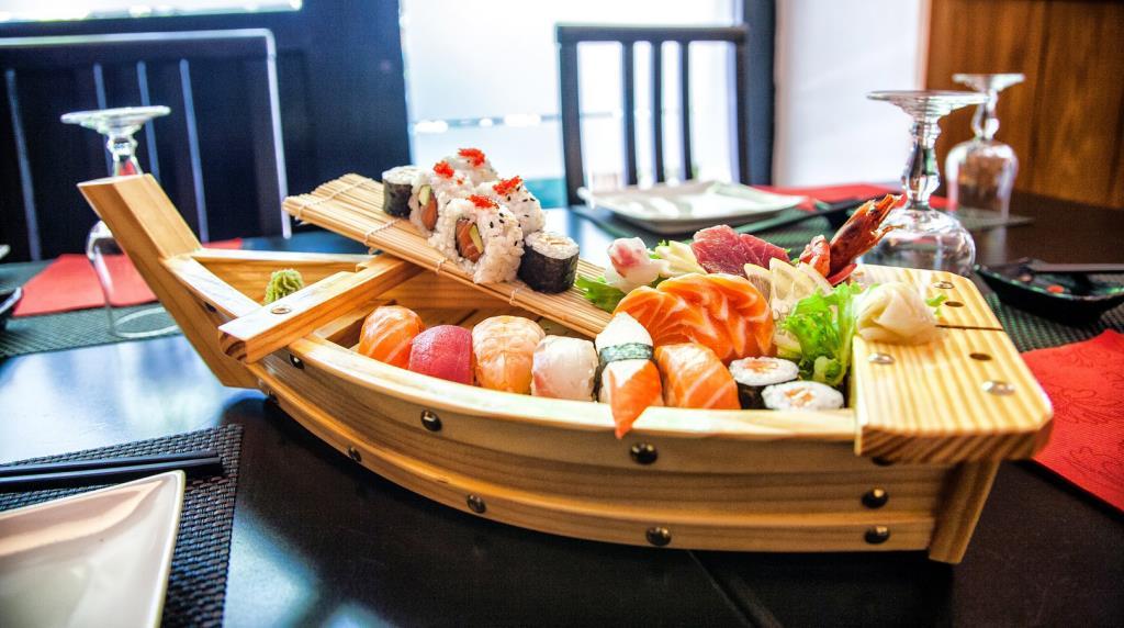 ristorante giapponese Sassari