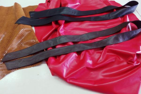 cinturini in pelle