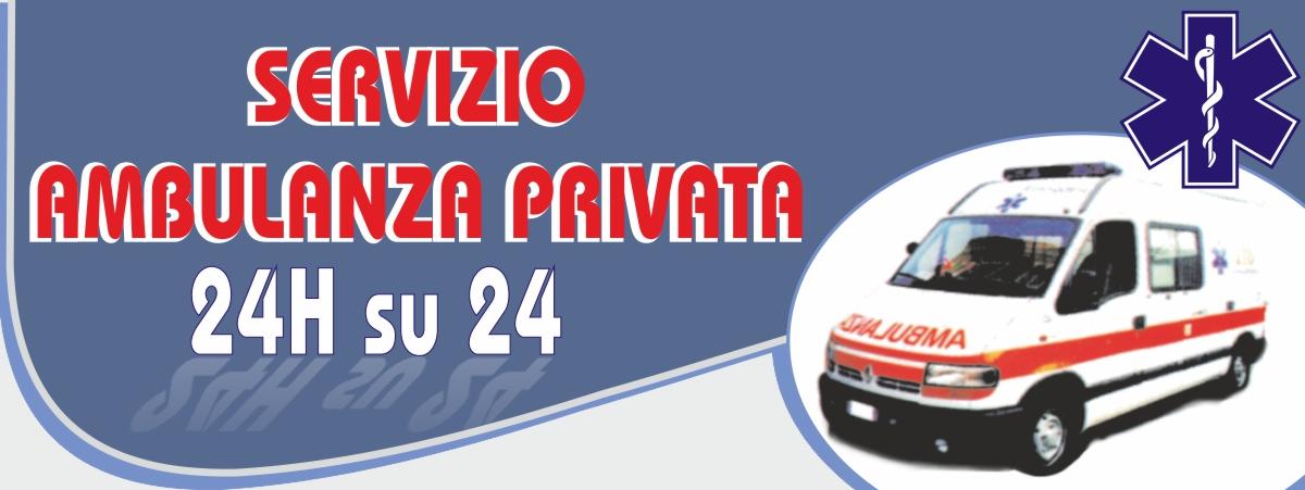 servizio ambulanza privata tilotta castelvetrano