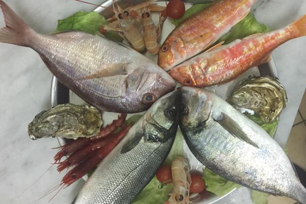 Friggitoria-Frutti di mare a Casalabate Puglia