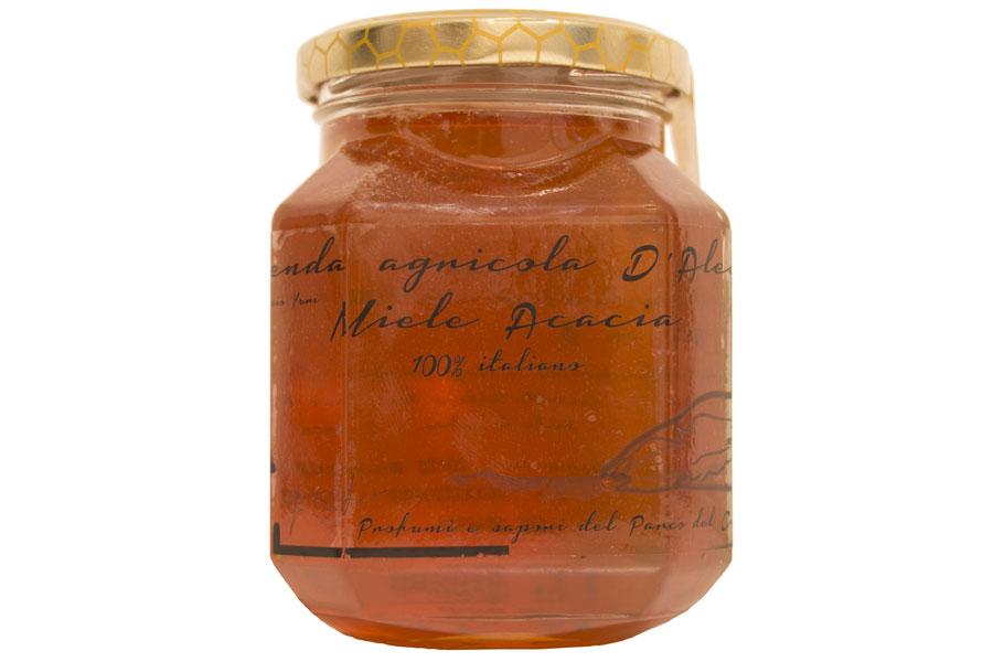 caratteristiche miele d'acacia