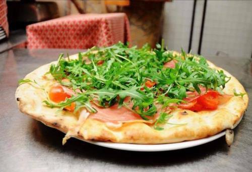 Pizza rucola a Minturno Latina